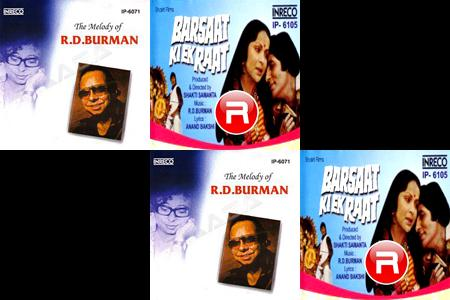 Salected R.d.burman
