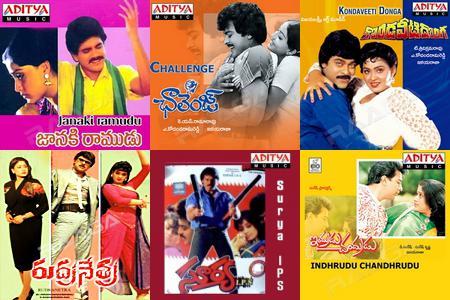 Vijayashanti Hits