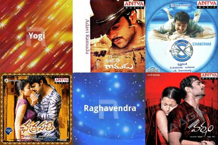 Prabhas Songs